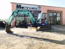 2004 80NX IHI Mini Excavator