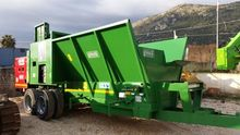 2001 Green Technik BS1000 PTO B