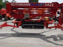 2012 Ruthmann Bluelift C 22/11
