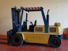 1990 D 65 PGS Diesel Forklift T