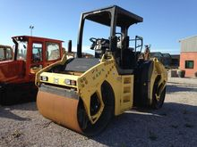 2007 Bomag BW141AD-4 Tandem Rol