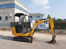 Used 2010 JCB Mini E