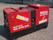 Mosa GE 40 VSX Power Generator