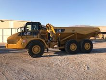 2007 Caterpillar 730 Articulate