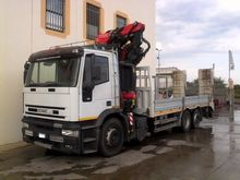 2008 Iveco 190E30 Flatbed Truck