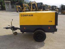 2004 Compair C38 Compressor