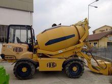 2007 Fiori DB 400 S Concrete Mi
