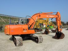 2007 Hitachi ZAXIS ZX 130 Crawl