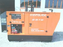 2007 Mosa GE85PSX Power Generat