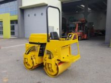 1998 Bomag BW 9 ADL Combi Rolle
