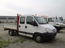 2007 Iveco Daily Tipper Truck
