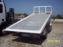 2006 Nissan cabstar TL35 Flatbe