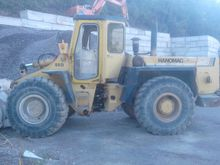 Used Hanomag 55d Whe