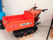 2016 Cormidi C40 Power Barrow