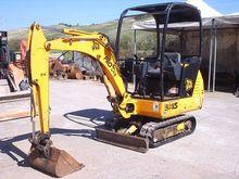 Used 1999 JCB Mini E