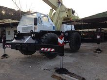 Used 1986 Terex Bend
