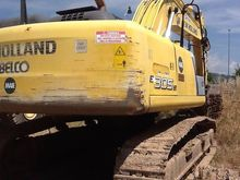 2008 New Holland Kobelco E305B
