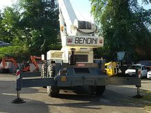 Used Terex Bendini M