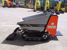 2016 C&F Benne T85 Power Barrow