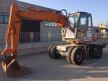 900 FAI Wheel Excavator
