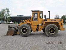 1994 Hanomag 55D Wheel Loader