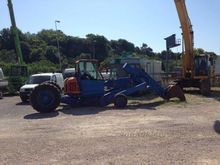 2004 Kamo 70 Walking Excavator