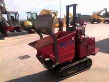 2009 Hinowa HS1100 Mini Dumper