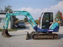 2005 55N2 IHIMER Mini Excavator
