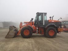 2012 Hitachi ZW180 Wheel Loader