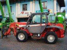 Used 2000 Manitou MV