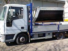 1992 Iveco 65E12 Tipper Truck