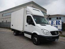 2008 Daimler-Chrysler AG906 Van