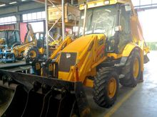 2003 3CX JCB Rigid Backhoe Load