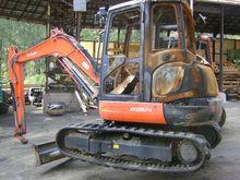 2010 Kubota 57-4 Mini Excavator