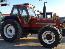 1998 Fiatagri 160/90 Tractor Un
