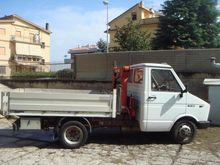 1992 Iveco Daily 35-8 Tipper Tr