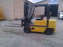 2001 D30 OM Diesel Forklift Tru