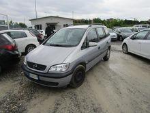 2002 Opel Zafira VAN Car