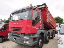 2006 Iveco Trakker 450 Dump Tru