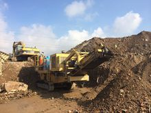 2006 Apollo OM Mobile Crusher