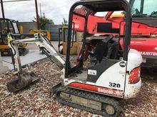 2003 Bobcat 320 Mini Excavator