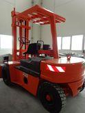 Lugli 40 T Diesel Forklift Truc