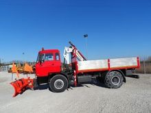 1980 Daf 2300 Tipper Truck with
