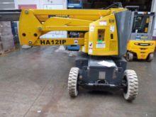 2006 Haulotte HA 12 IP Mast cli