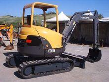 2010 Volvo ecr38 Mini Excavator