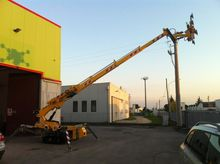 2015 Jekko SPD360 Crawler Crane