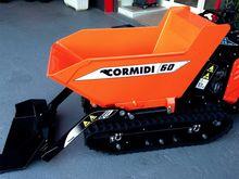2016 Cormidi C6.60 Mini Dumper