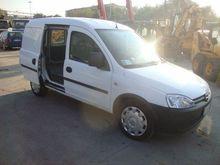 2009 OPEL COMBO Box Van