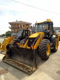 2015 4CX JCB Articulated Backho