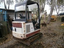 Used Bobcat Mini Exc